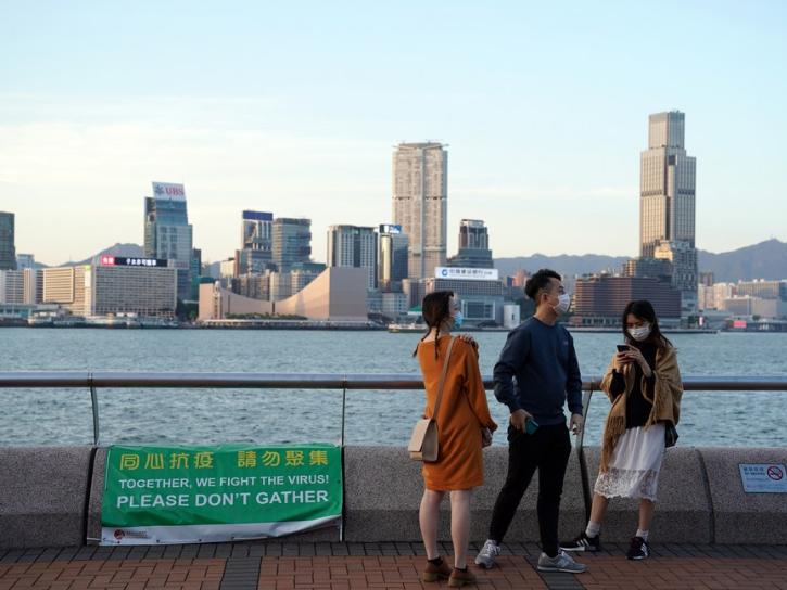 HKSAR gov't seeking legislature's approval of new economic relief: chief executive