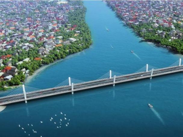 China grants $60 million for the Philippines' Davao River Bridge