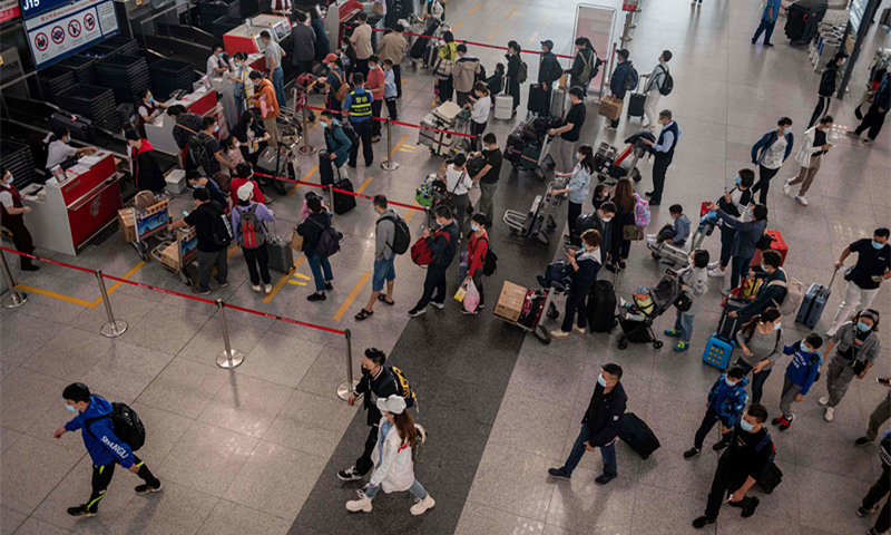 Beijing reports one imported case from Hong Kong after patient was discharged from 14-day quarantine