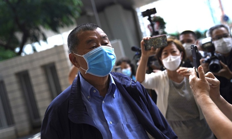Jimmy Lai reapplies for bail to HK High Court, set to be heard next Wed