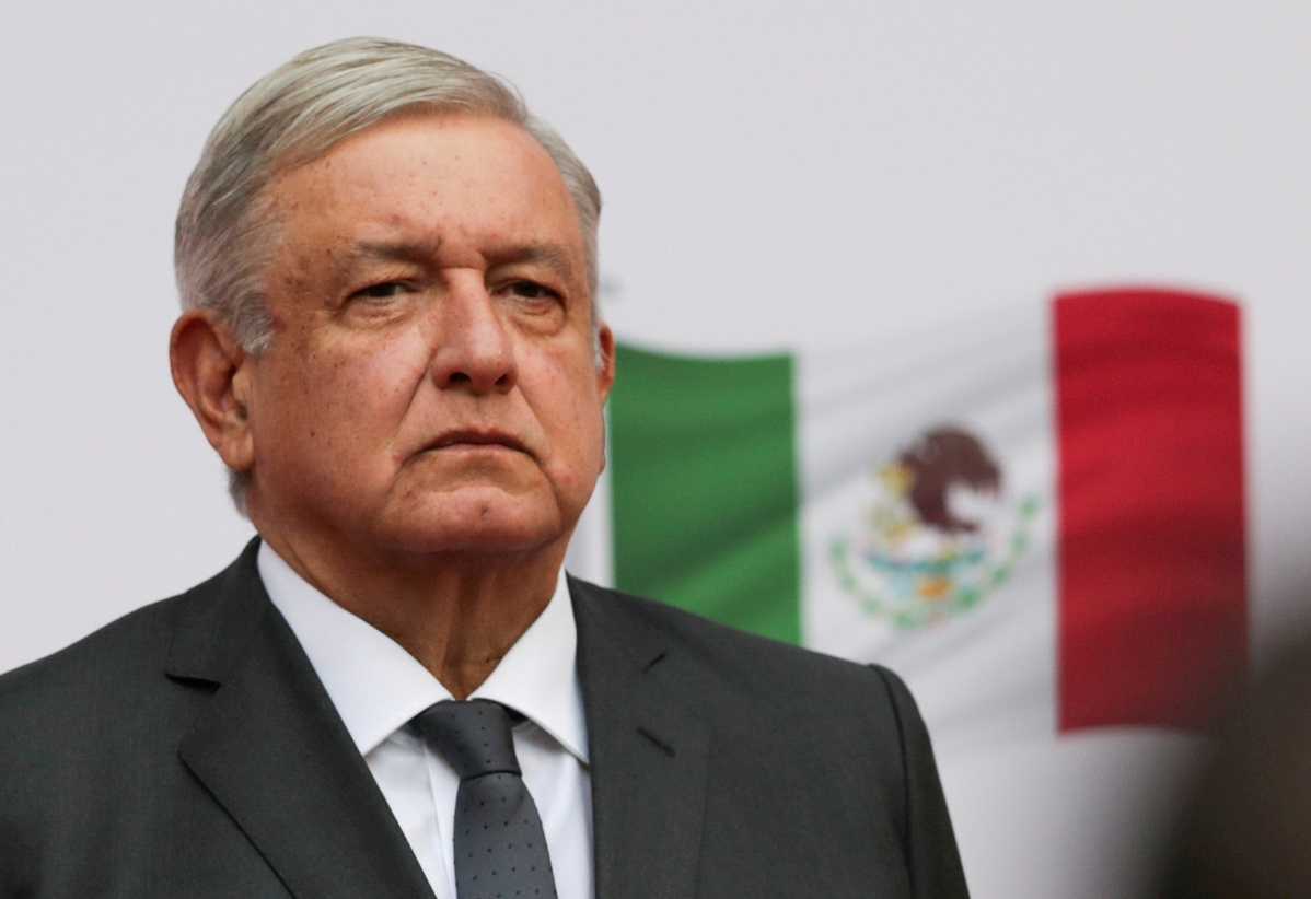 Mexico's president congratulates Biden on US election victory