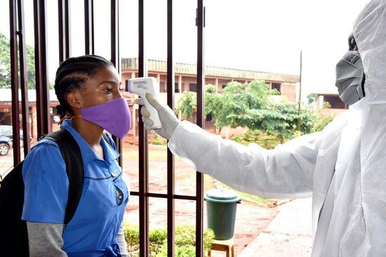 Africa's confirmed COVID-19 cases approach 2.5 mln mark: Africa CDC