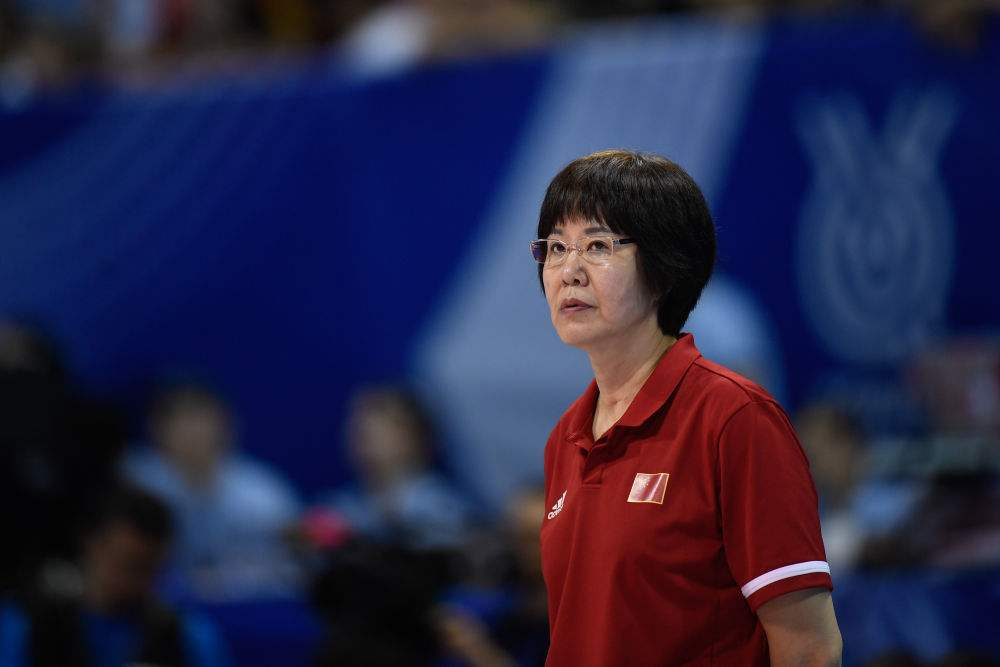 Lang Ping to stay as head coach of Chinese women's volleyball team until end of Tokyo Olympics