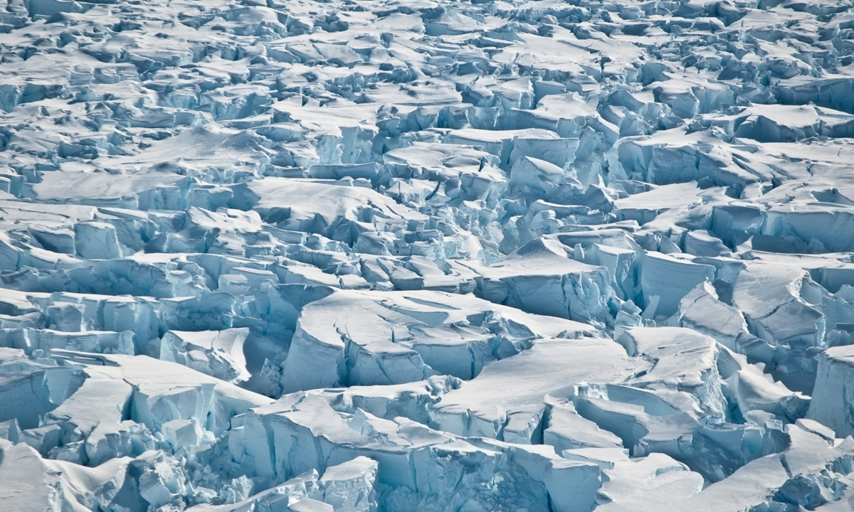 Antarctica rocked by 30,000 tremors in 3 months, Chilean scientists say