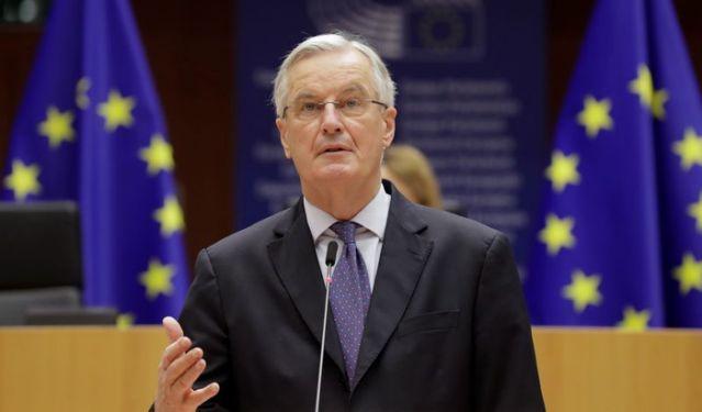EU's Barnier says just hours left for Brexit talks