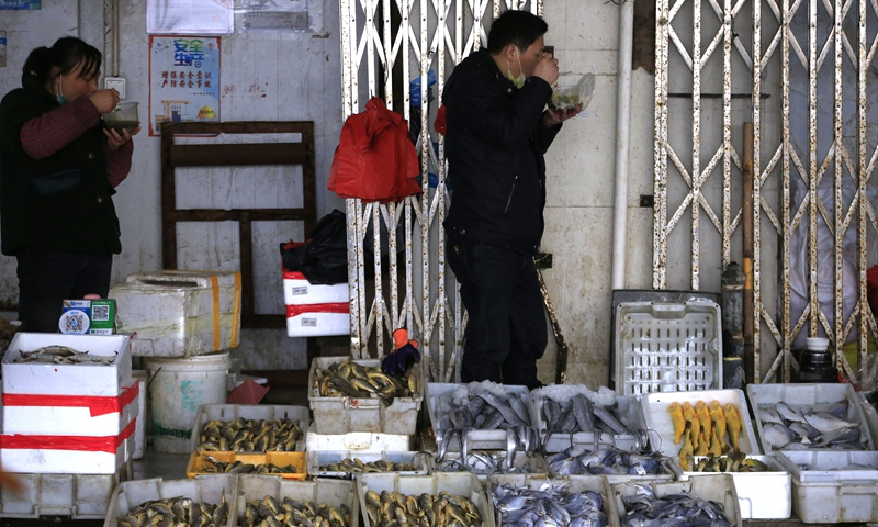 East China city finds coronavirus on packaging of imported fish
