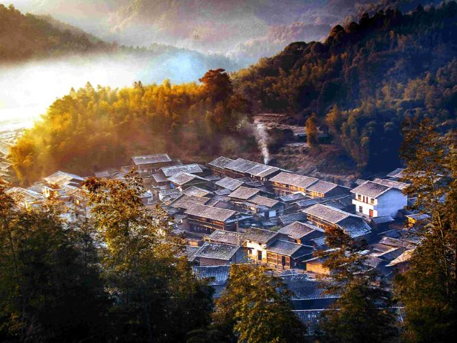 Scenes of Sanming, East China's Fujian Province