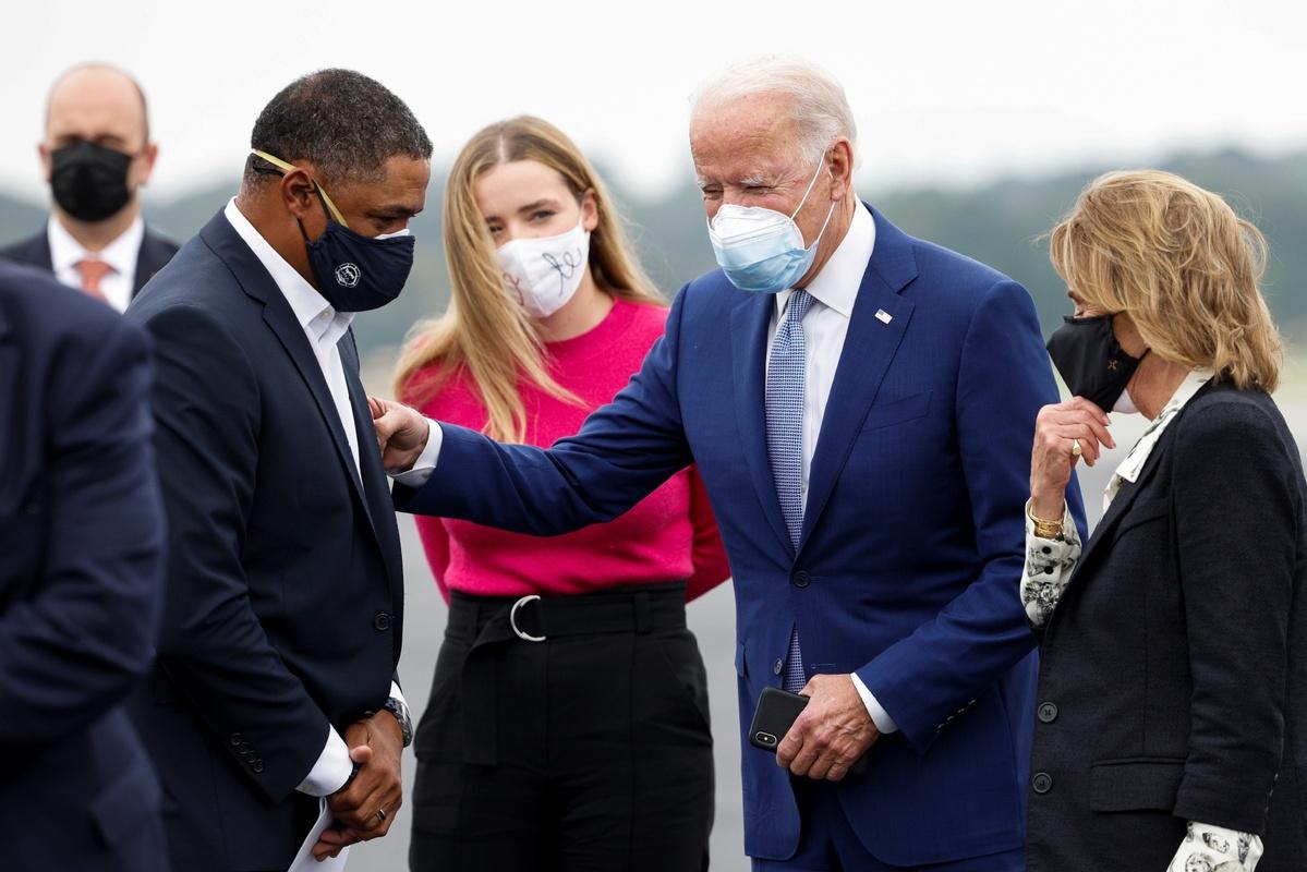 Biden adviser Cedric Richmond tests positive for COVID-19