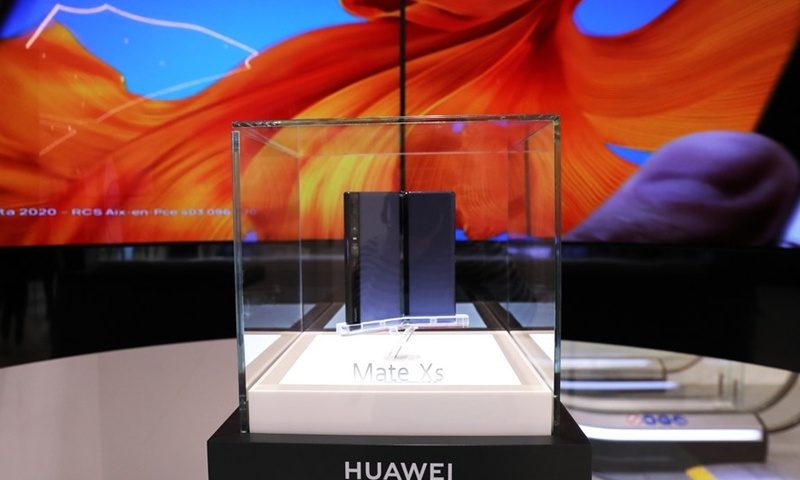 Huawei to build 200-mln-euro manufacturing plant in NE France