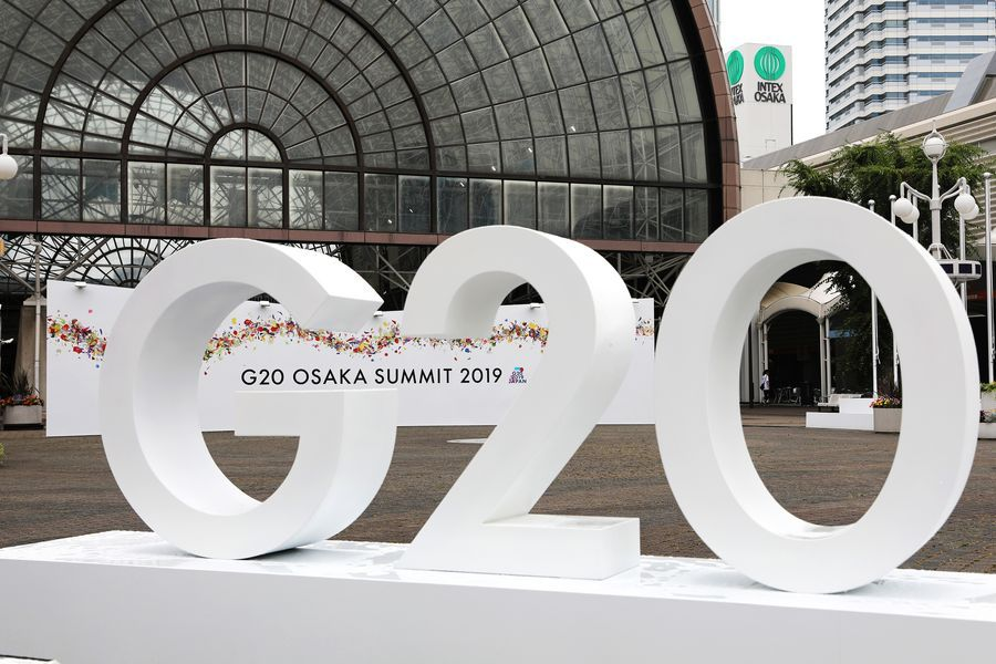 China carries G20 economic flag amid COVID-19 challenge