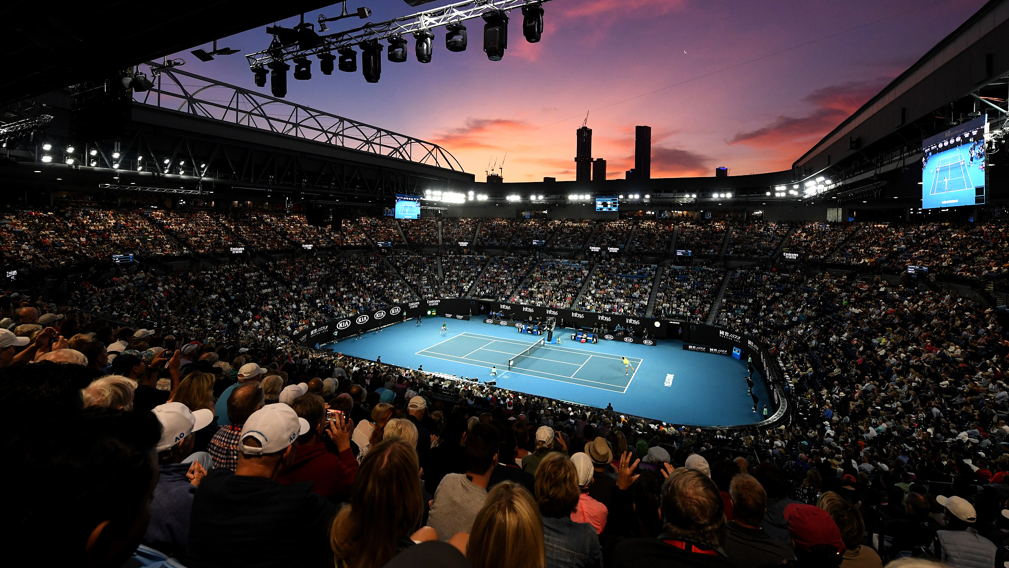 Delayed Australian Open to start Feb. 8 after players complete 14-day quarantine, says ATP
