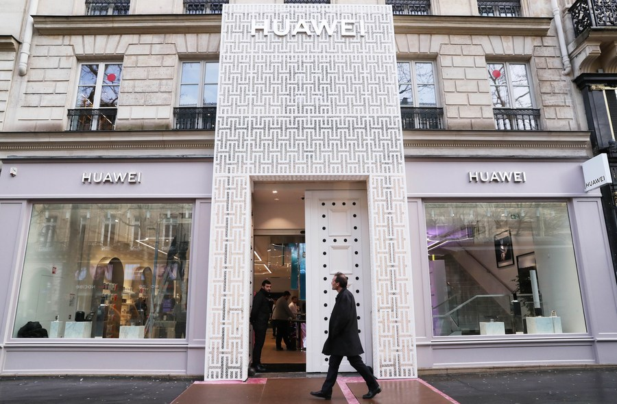 Huawei to build manufacturing plant in northeast France