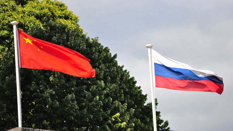China confident in boosting ties with Russia: FM spokesperson