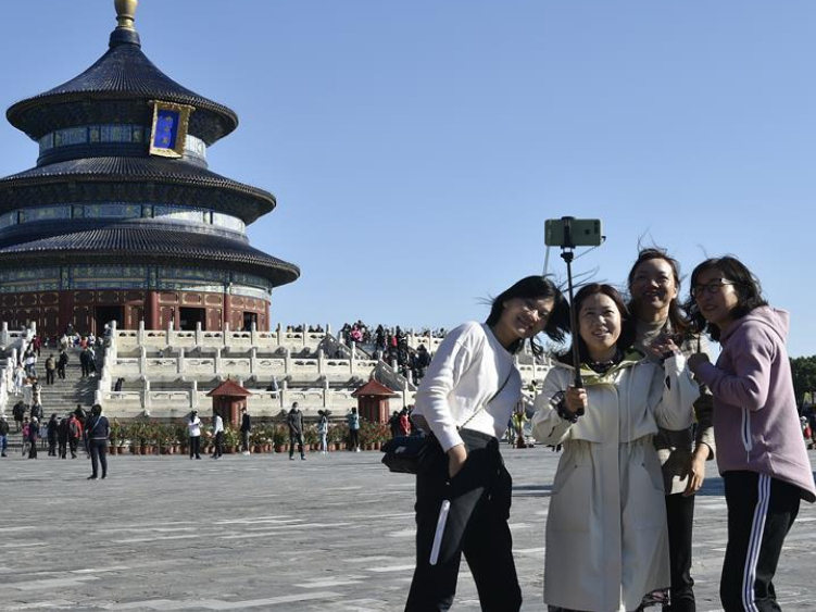 New Year holiday travel bookings reach peak in China: report