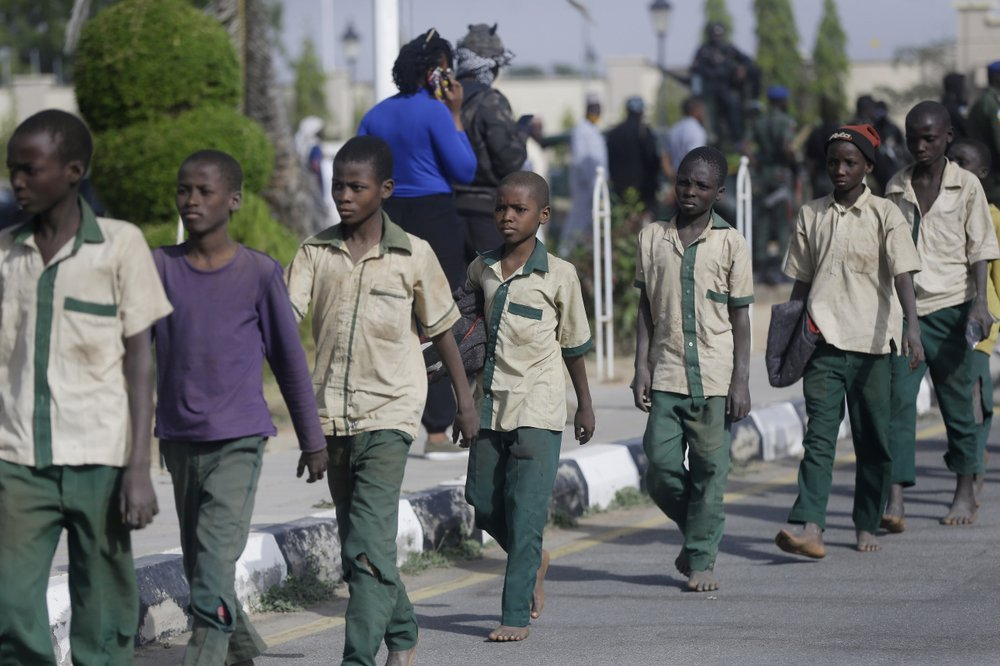 UN chief welcomes release of abducted children in Nigeria