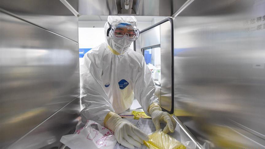China's Guangzhou reports one asymptomatic COVID-19 case