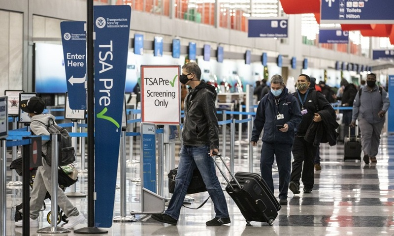 China tightens COVID-19 test requirements for passengers from US after imported cases spike