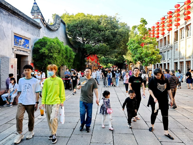 Authority calls for high-quality development of 'all-for-one' tourism