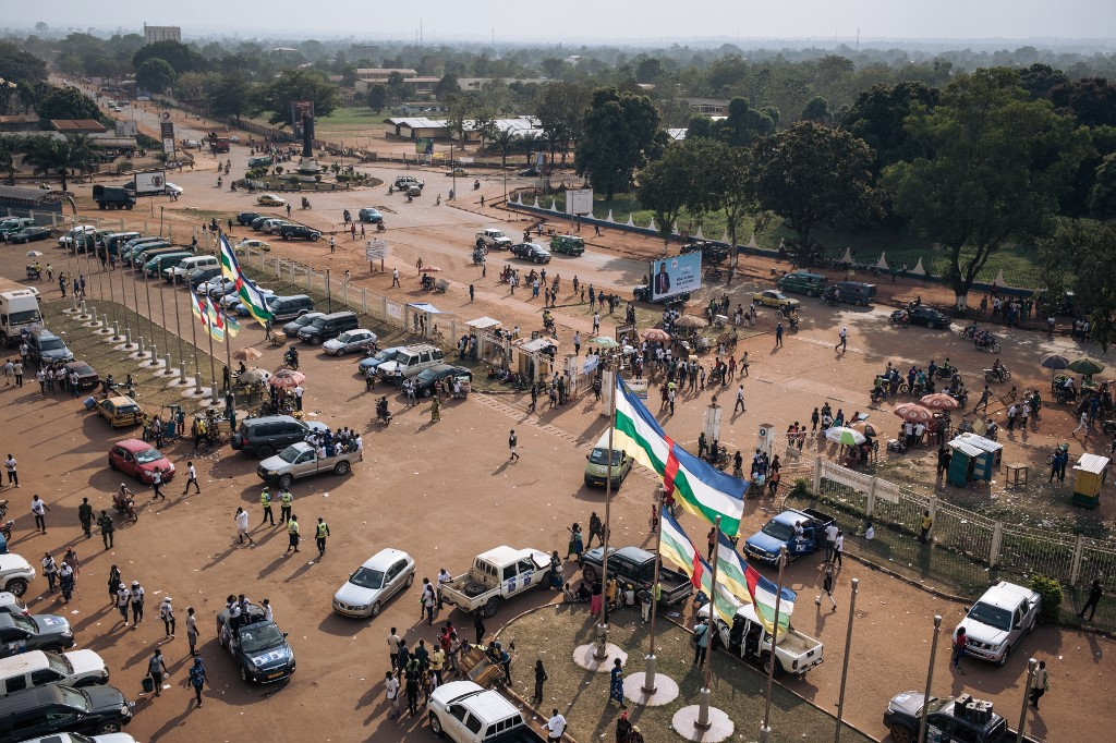 Rwanda, Russia send troops to Central African Republic to help secure electoral process: host government