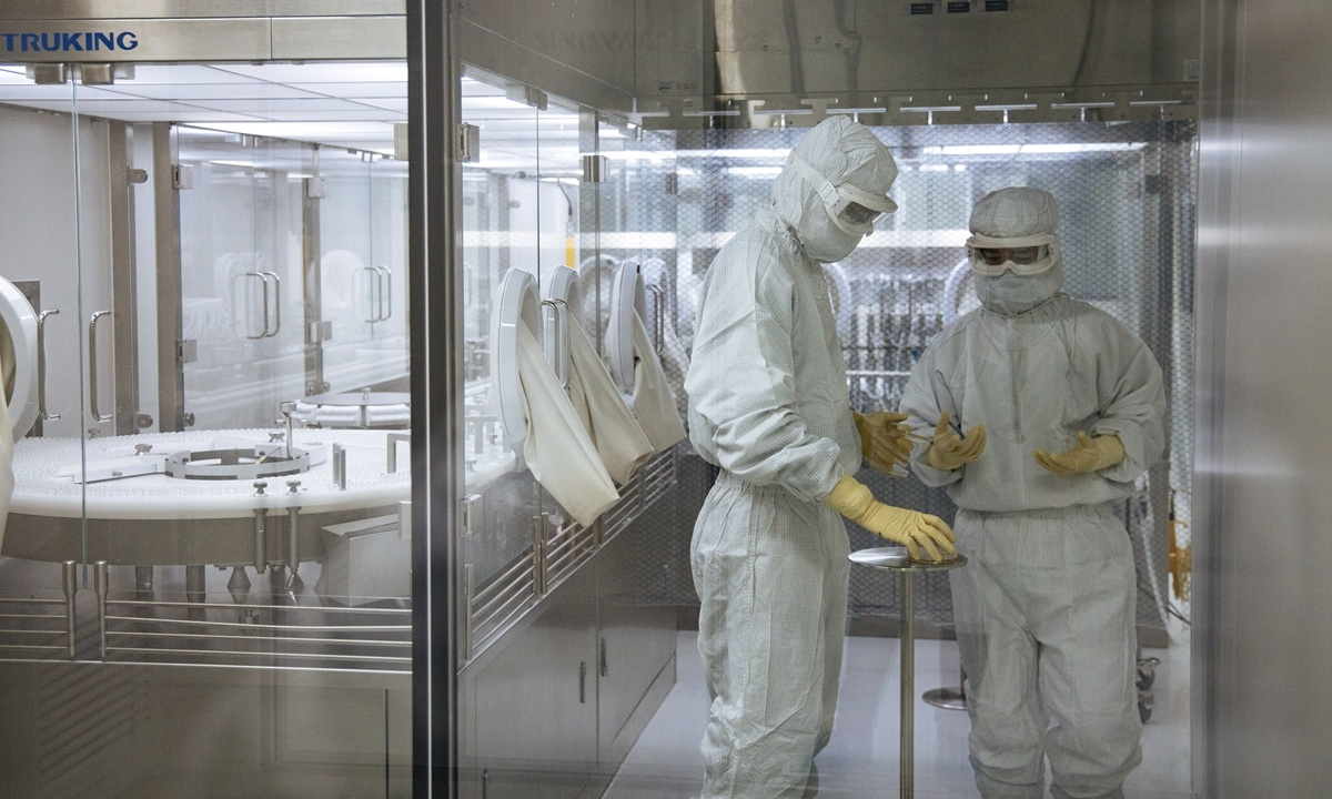 China wants to know how many high-risk workers need COVID-19 vaccine