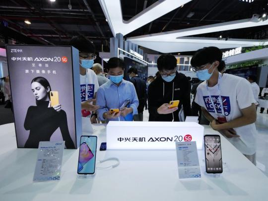 5G to ring in New Year with 'explosive growth'