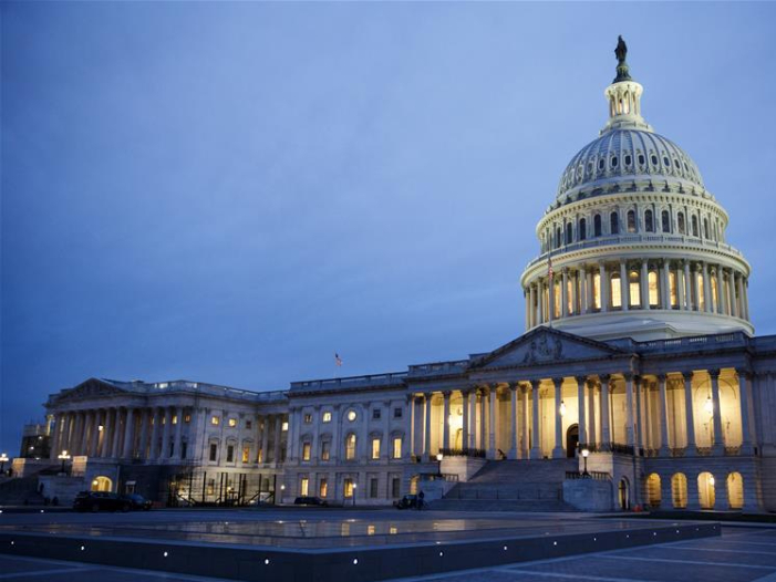US congress seals agreement on COVID relief, government funding