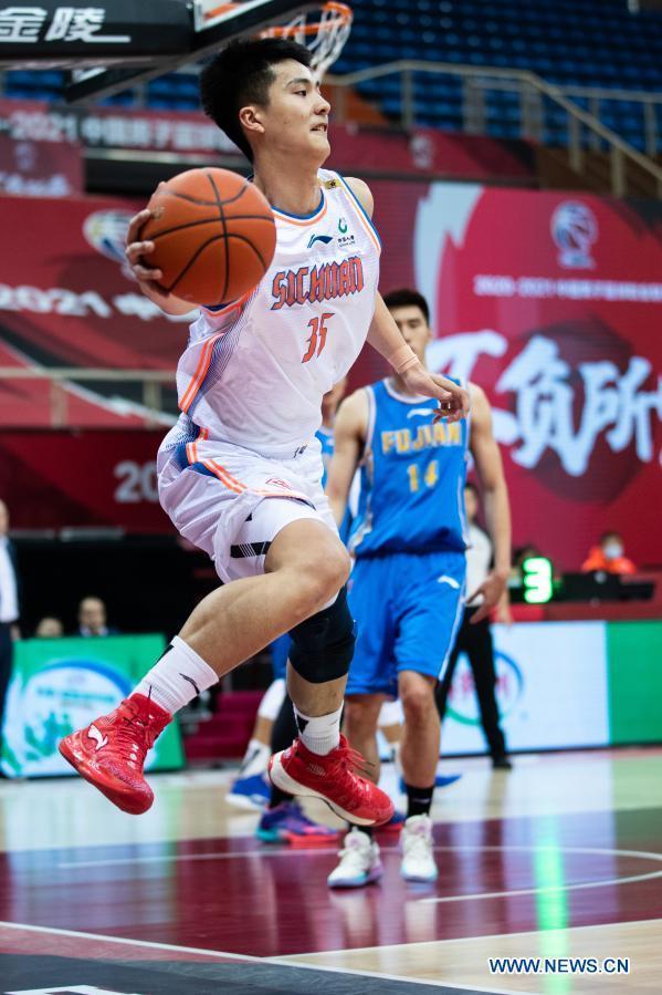 Golden scores 44 as Fujian beats Sichuan in CBA