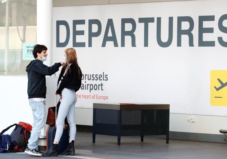 Several European countries halt UK flights over fears of mutant coronavirus