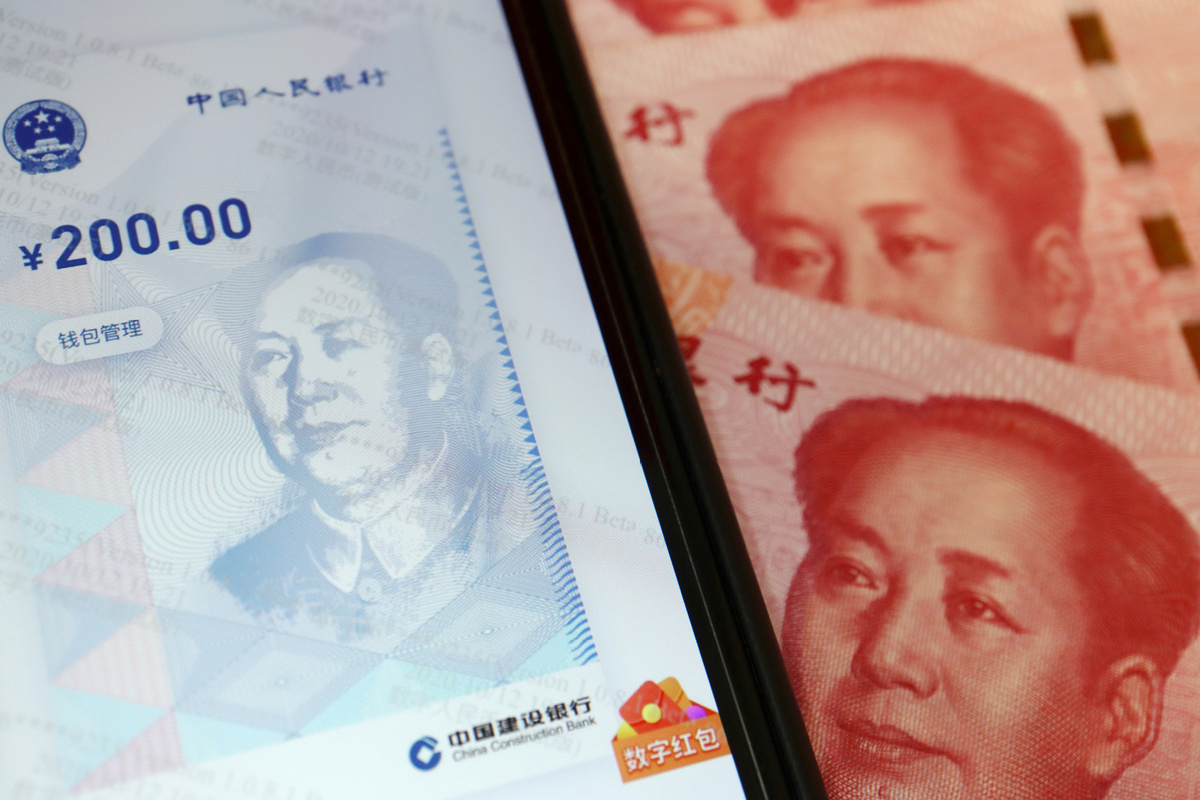 How China leads in evolution of digital-era money, payments