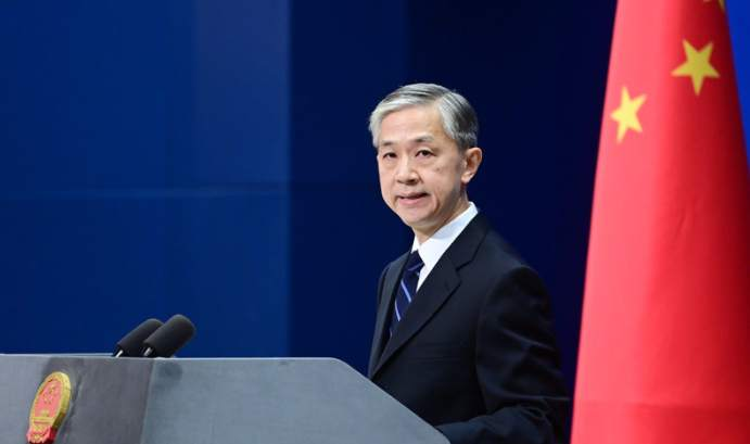 China firmly opposes any attempt to meddle in HK affairs: spokesperson