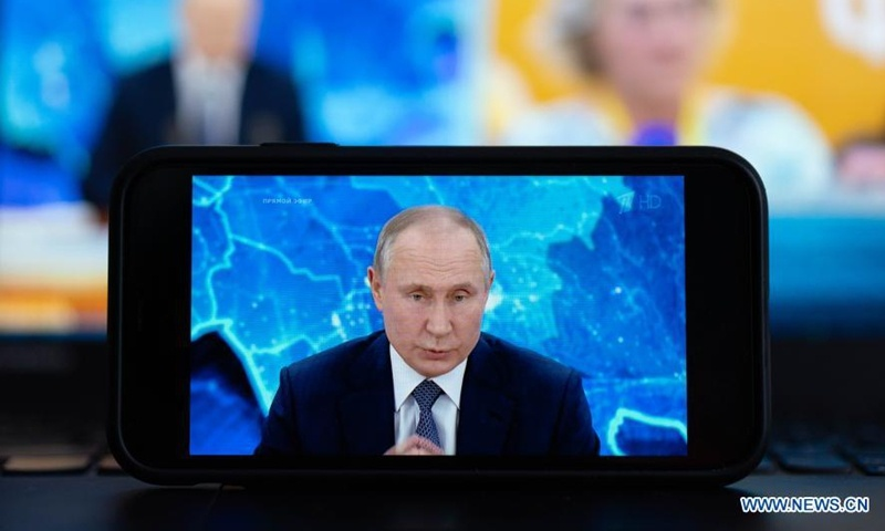 Putin orders increase in share of modern weaponry for nuclear deterrence