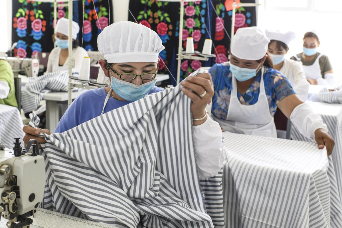 Claims of 'forced labor' in Xinjiang dismissed