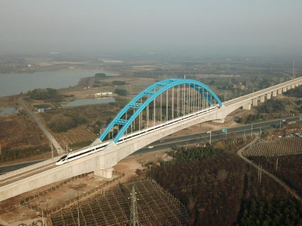 Hefei-Anqing section of Beijing-Hong Kong high-speed railway starts operation