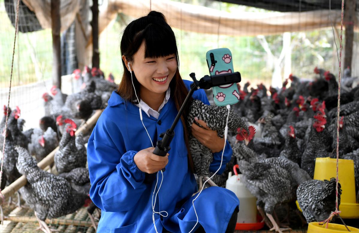 Digital finance boosts rural revitalization: Report