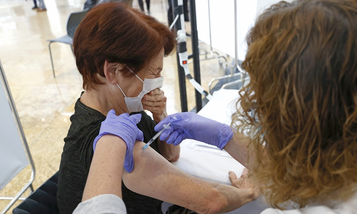 Vaccine not a panacea to haul the West out of pandemic crisis
