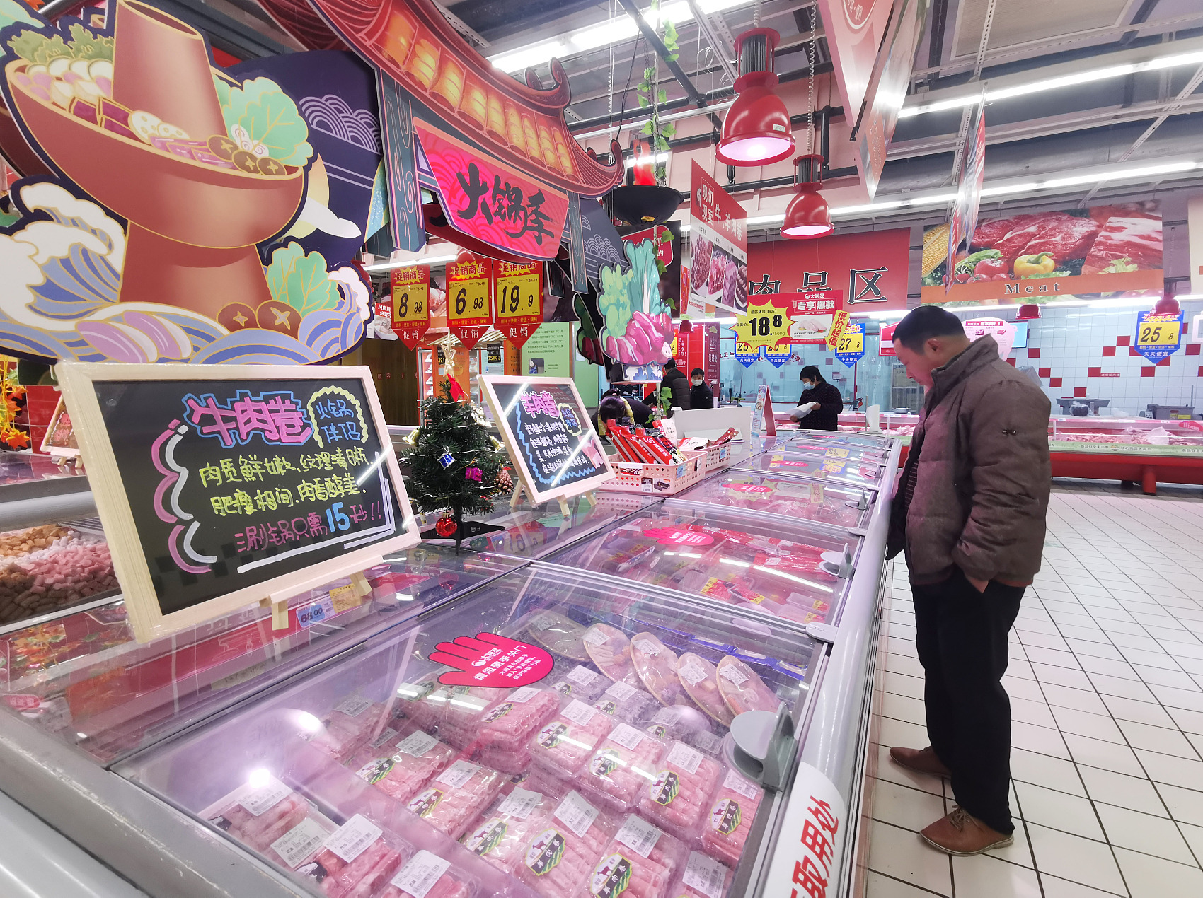 East China city detects coronavirus on imported food packaging