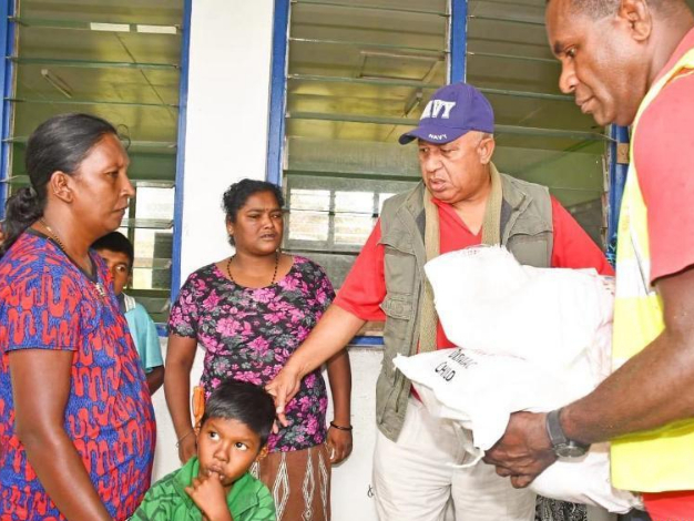 Fijian gov't takes swift action to help cyclone-affected farmers