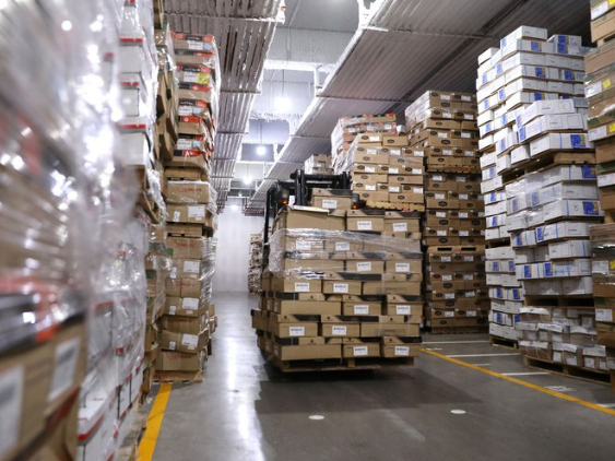 China's Tianjin finds coronavirus on packaging of imported food