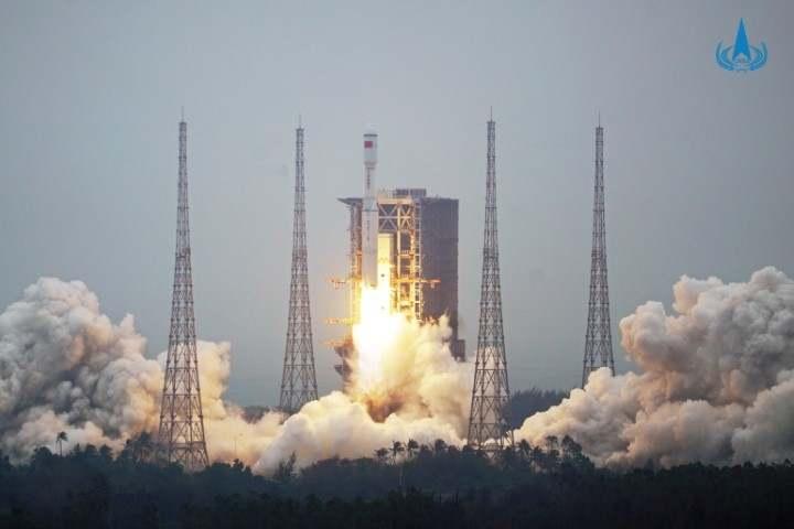 China speeds up meteorological observation satellite system deployment