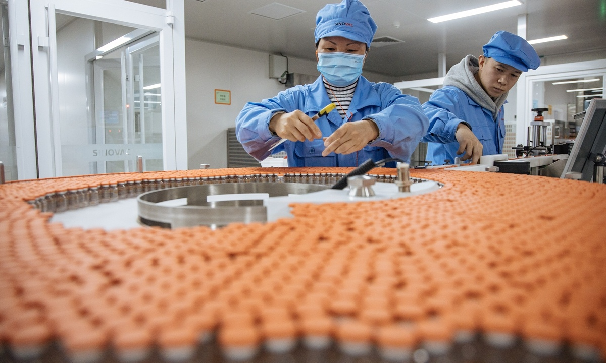 China's Sinovac one step closer to vaccine approval in Brazil after being issued Good Manufacturing Practices certification