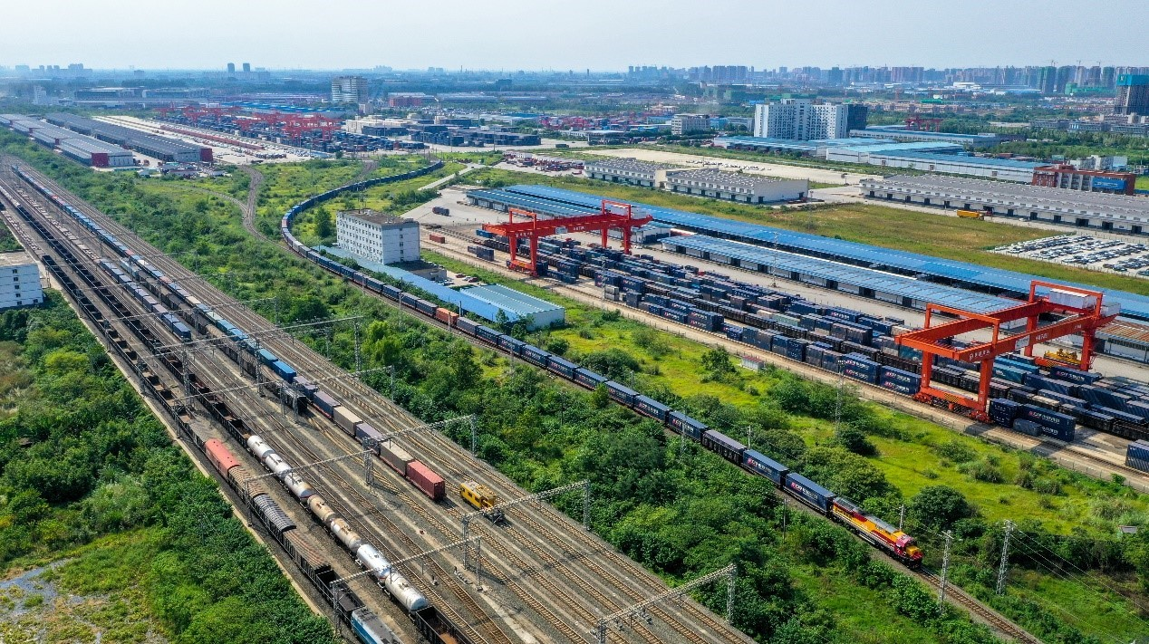 China-Europe freight trains makes institutional innovation to improve efficiency
