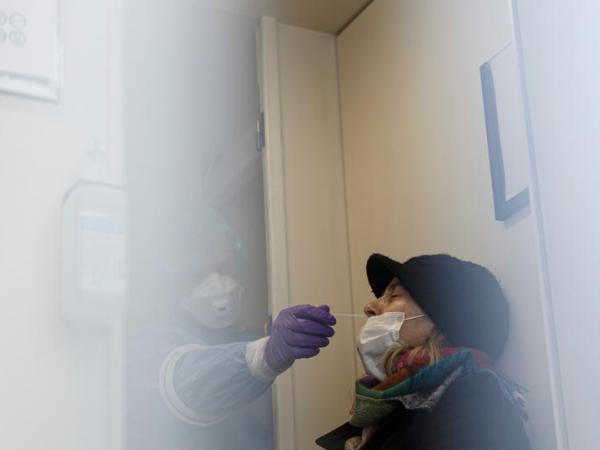 Slovenia conducts mass testing for coronavirus