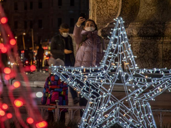 Turkey counts down to New Year celebration amid pandemic