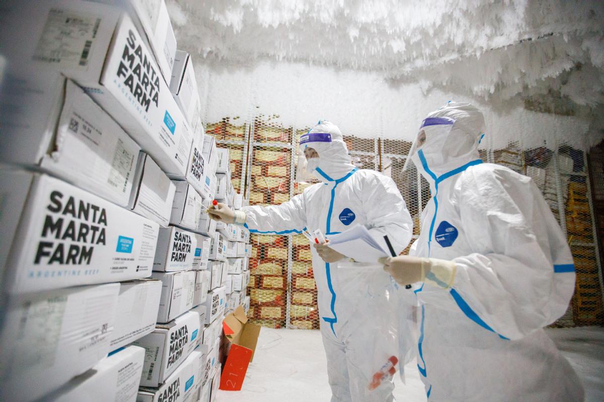 CDC says coronavirus mutation from overseas not detected in China