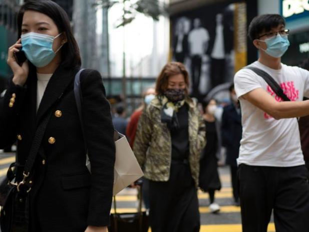 Daily life in Hong Kong