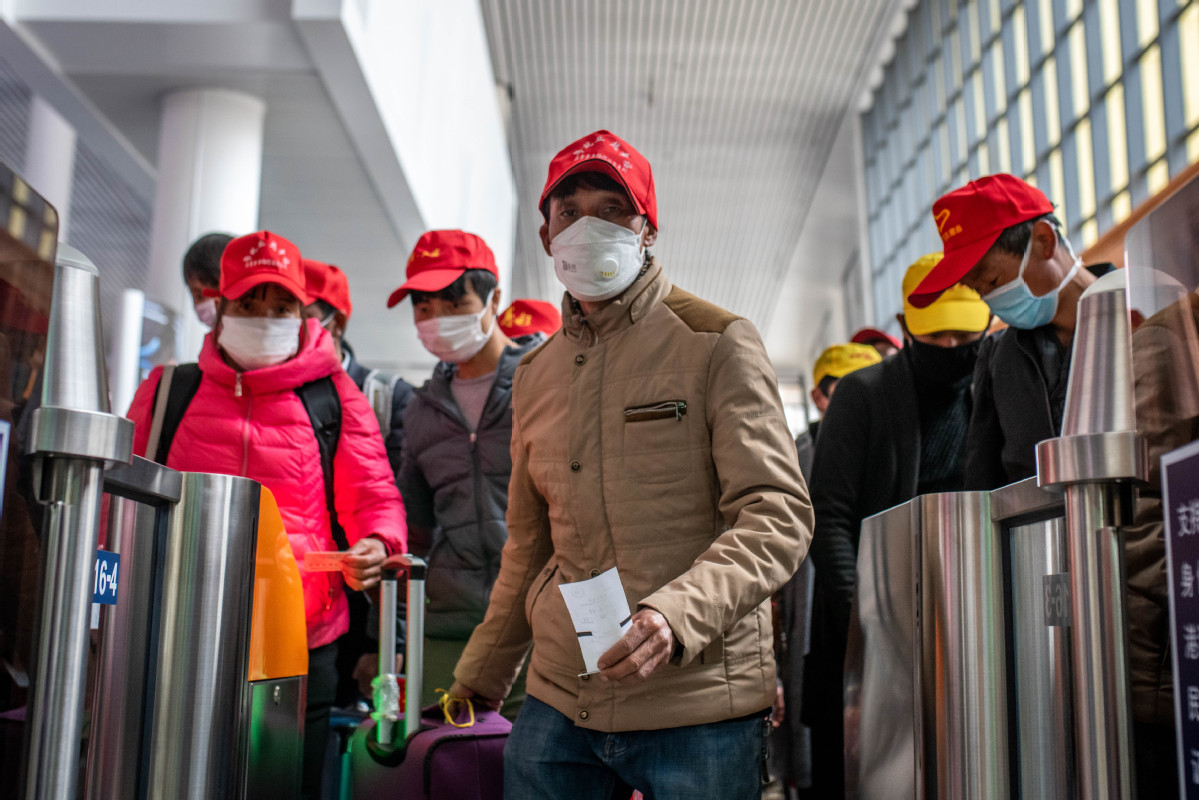 China helps migrant workers claim over 340 mln yuan of unpaid wages