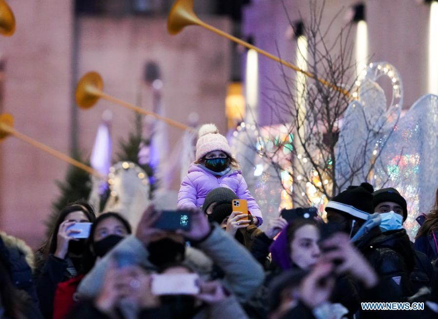 Many Americans to have unusual Christmas amid surging pandemic