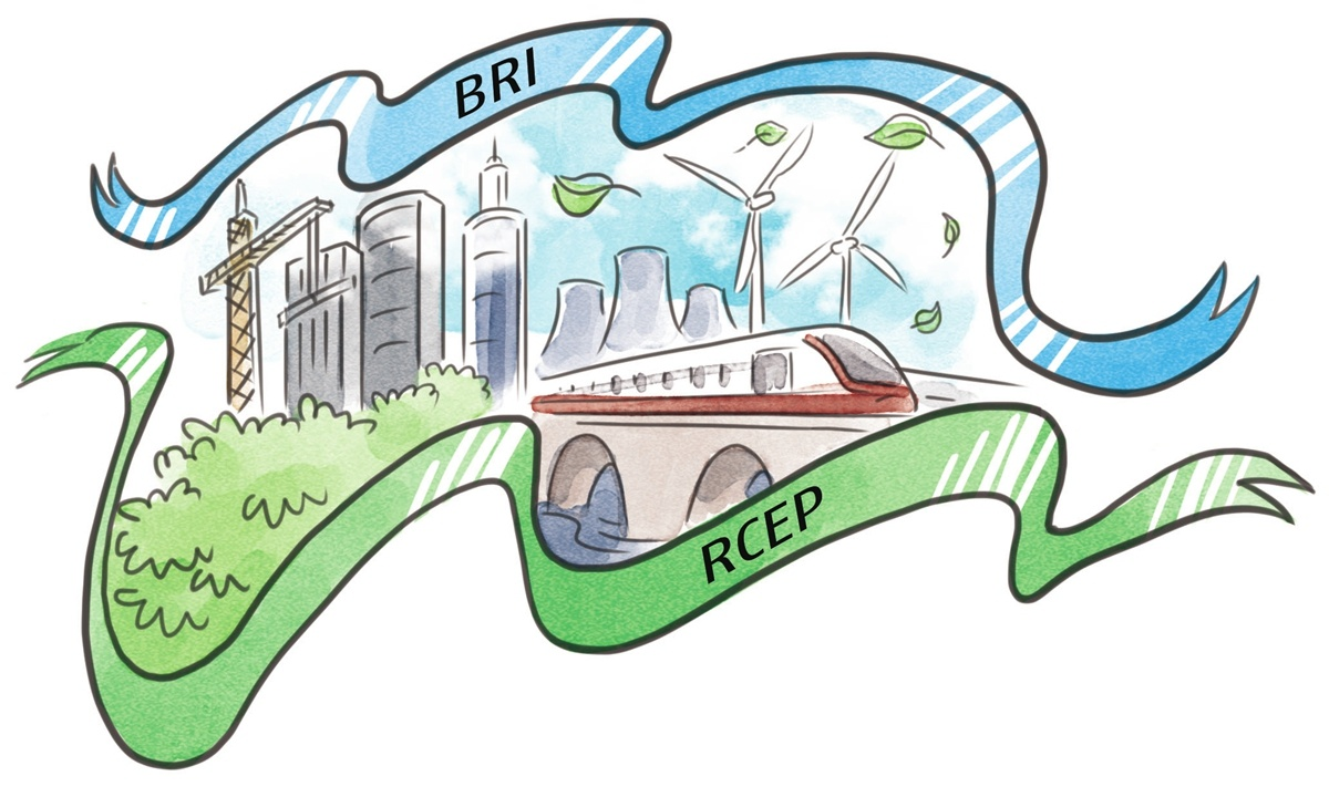 BRI, RCEP best solution for South Asia and Southeast Asia recovery