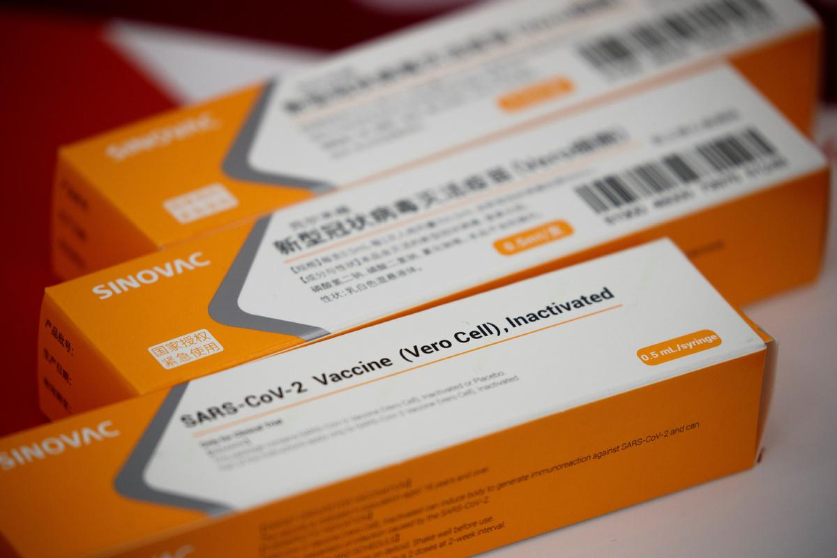 Brazilian institute says Chinese vaccine effective