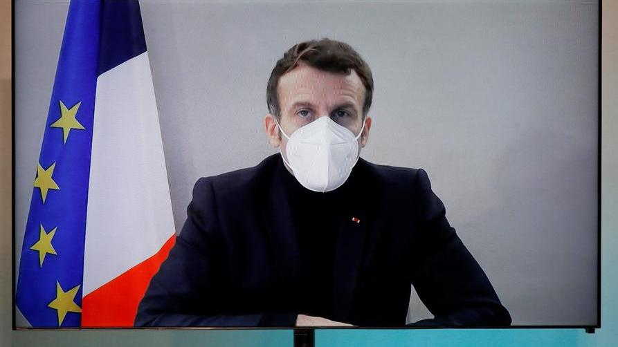 France's Macron shows no coronavirus symptoms: Presidency
